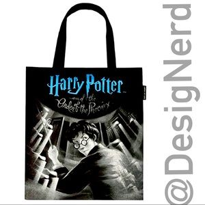 HARRY POTTER & THE ORDER OF THE PHOENIX LARGE TOTE